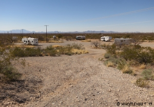 Another general view of camping area