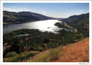 The fabulous Columbia River Gorge