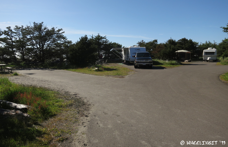 Cape Disappointment State Park Campground Www Imgkid Com